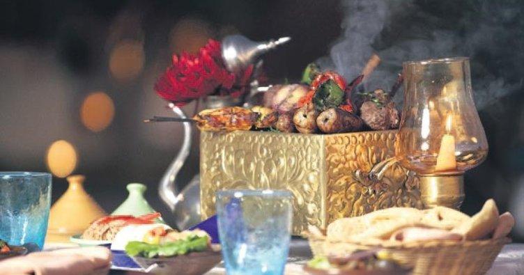 İftar ve sahura özel lezzetler