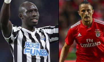 Fenerbahçe'de orta sahaya iki aday: Mohamed Diame ve Ljubomir Fejsa