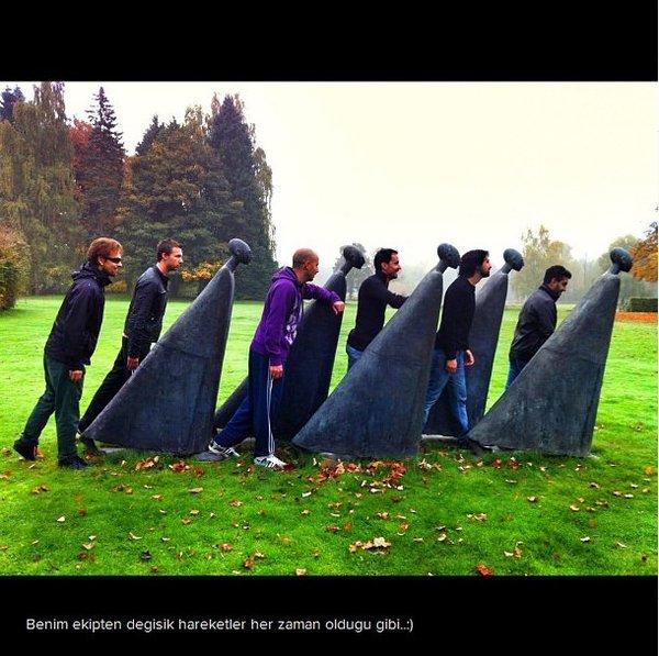 Ünlülerin objektifinden – 23.10.2012