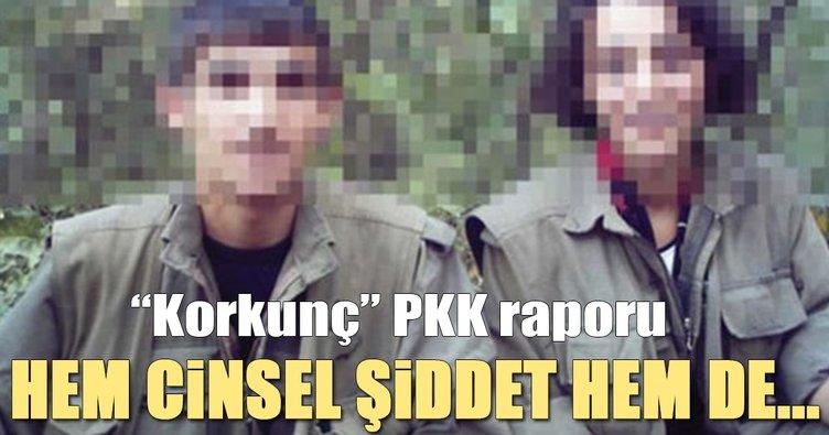 Son dakika: PKK/PYD-YPG Suriye'de cinsel şiddete başvuruyor