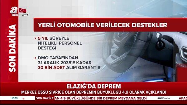 Yerli otomobil TEKNOSAB'da üretilecek