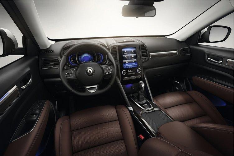 Renault Yeni Koleos'un ilk gösterimini gerçekleştirdi
