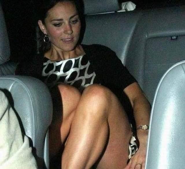 Kate Middleton'a Kraliçe'den etek yasağı