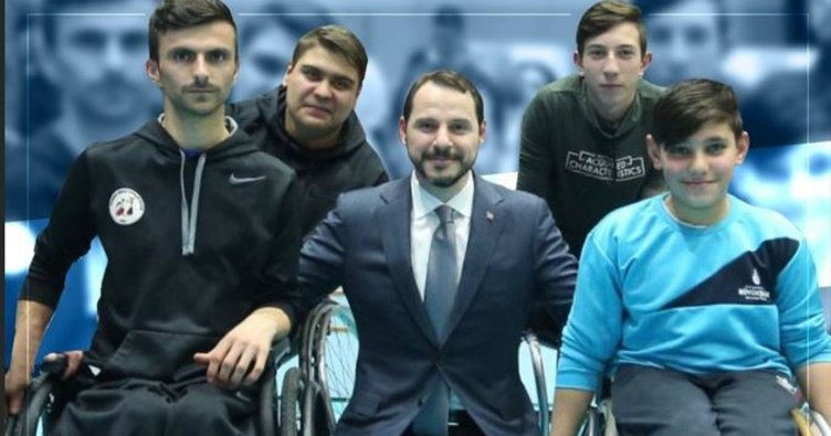 Bakan Albayrak'tan Dünya Engelliler Günü mesajı