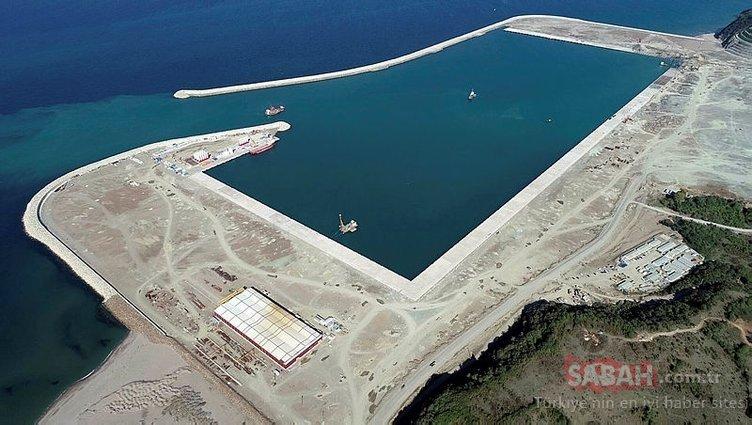 Filyos Limanı nerede? Cumhurbaşkanı Erdoğan'ın doğalgaz rezervi müjdesi açıkladığı Filyos Limanı hangi şehirde?