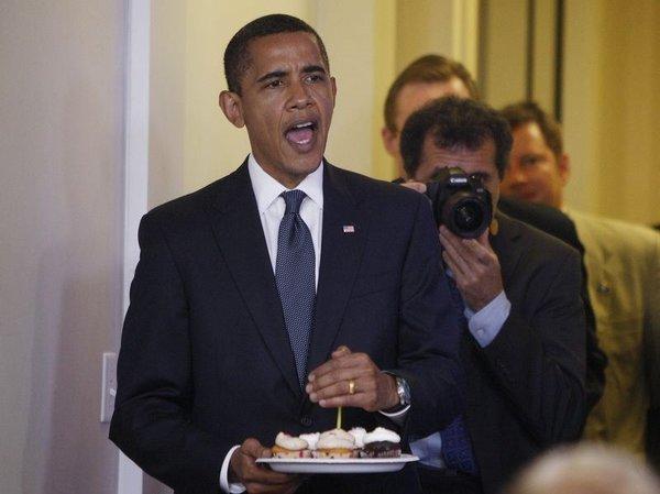 Obama'nın doğum günü