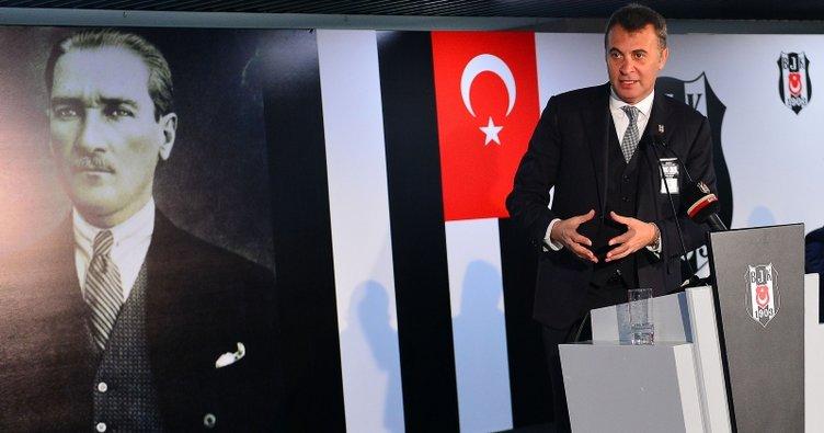 Beşiktaş'ta kongre zamanı