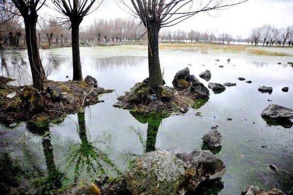 Kayı Gölü keşfedilmeyi bekliyor