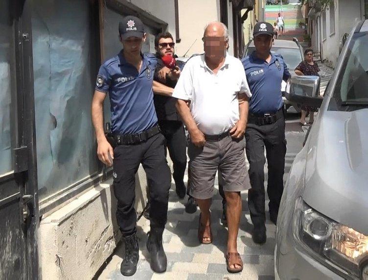 Marmara Adası'nda gözaltına alınan baba-oğul adliyede