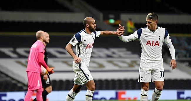 Tottenham 3-0 LASK Linz | MAÇ SONUCU