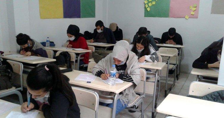Öğrencilere ücretsiz TYT deneme sınavı