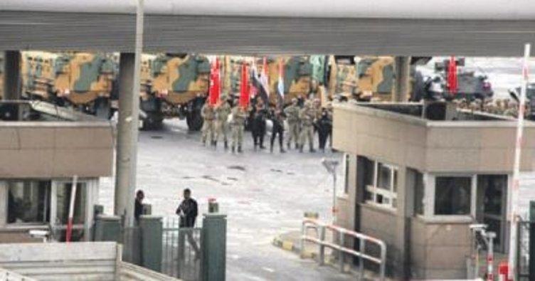 IKBY sınır kapılarını Bağdat'a teslim ediyor