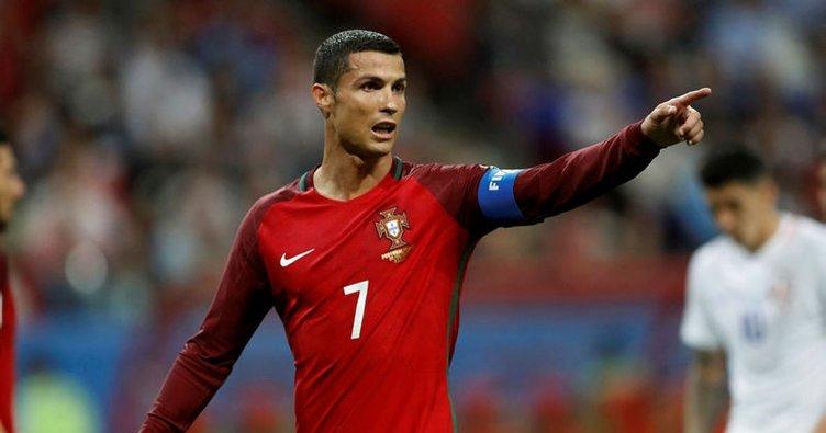Ronaldo, ikiz çocuk babası oldu