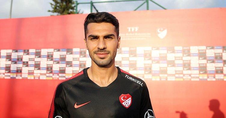 Mehmet Zeki Çelik'e milli destek