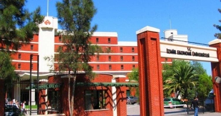 İzmir Ekonomi Üniversitesi araştırma görevlisi alacak