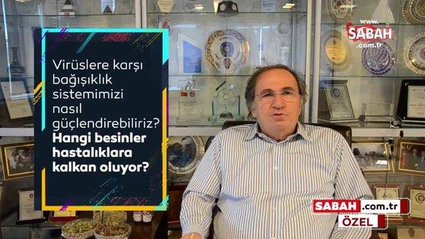 Prof. Dr. İbrahim Saraçoğlu açıkladı! Bu bitki koronavirüsü ciğerlere inmeden yok ediyor! Koku kaybını anında gideriyor…