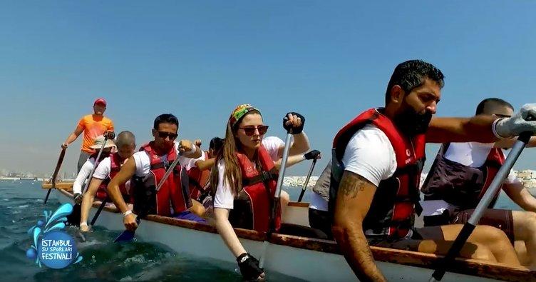 İstanbul, Uluslararası Su Sporları Festivali için gün sayıyor