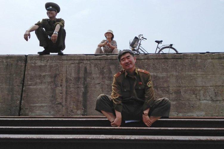 Kuzey Kore'nin yasak fotoğrafları