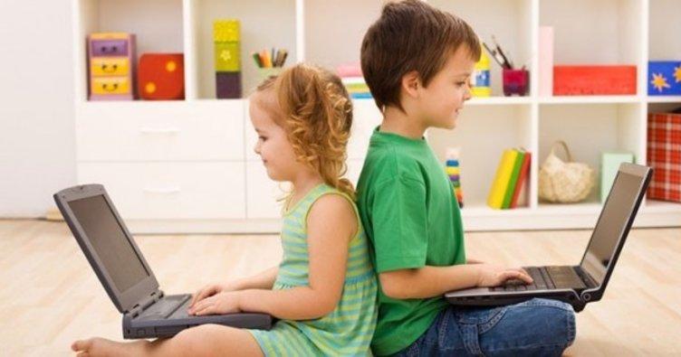 Çocuğunuz yaz tatilinde internet bağımlısı olmasın!