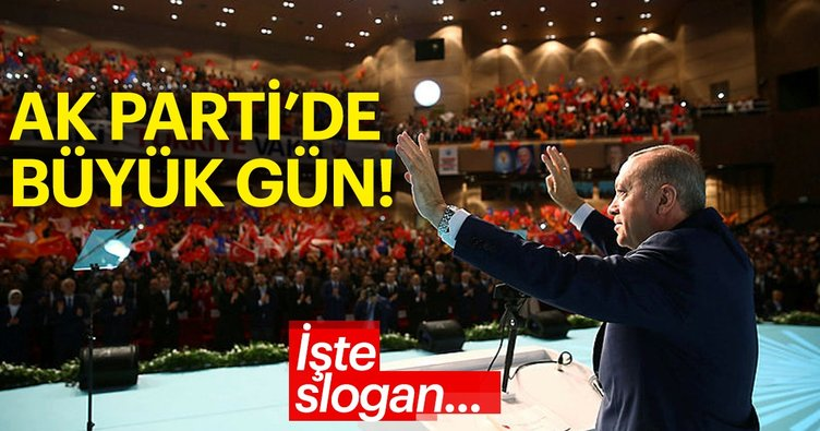 AK Parti'de seçim günü! MKYK ve MYK değişiyor