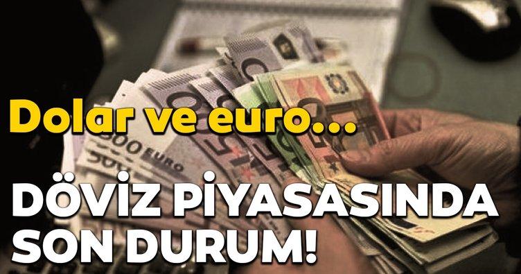 Son dakika: Döviz piyasasında son durum... Dolar ve Euro kaç TL?