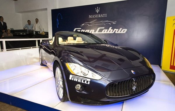 Hayalleri süsleyen Maserati!