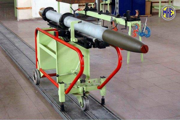 Türk Savunma Sanayii'nden ağır çelik üretiminde dev atak