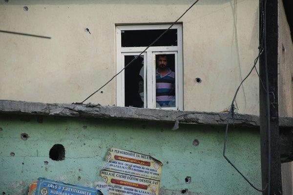 Cizre'de sokağa çıkma yasağı sona erdi