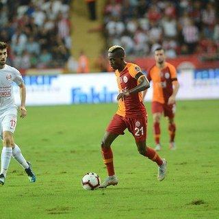 Galatasaray sahasında Antalyaspor'u konuk ediyor!