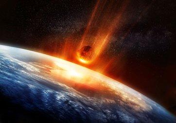 Bilim dünyası yeni fark etti! 1500 tonluk meteor Dünya'ya...