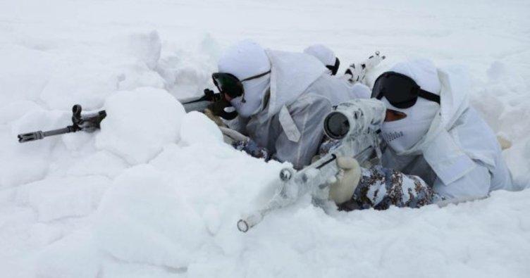 Kıran-7 Munzur Vadisi Operasyonu 2 bin 250 personelin katılımıyla devam ediyor