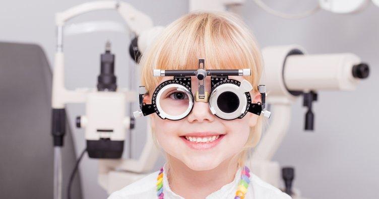Bebek göz muayenesi ile körlük önlenebilir!