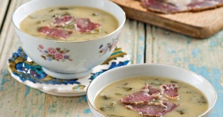 Pastırmalı karalahana çorbası tarifi: Pastırmalı karalahana çorbası nasıl yapılır?