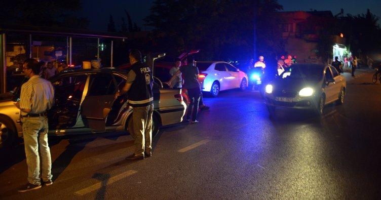 Kahramanmaraş'ta 500 polisle denetim