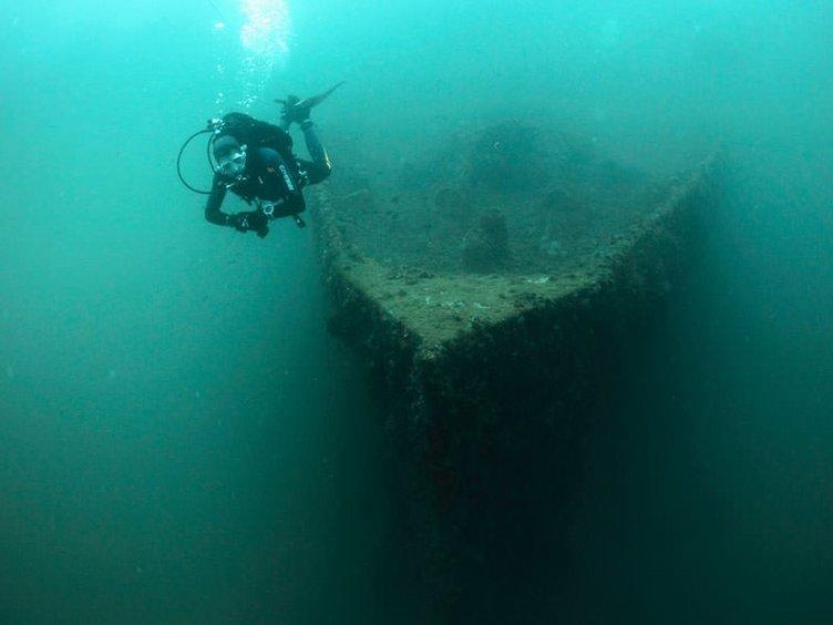 'Bermuda Şeytan Üçgeni'ninden sağ kurtulan pilot