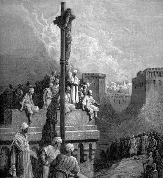 Tarihdeki korkunç idamlar