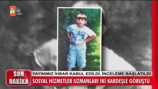 Son Dakika Haberi: Müge Anlı'da cinayet soruşturması! 9 yaşındaki Şiar Kılıç'ın ölümünde flaş gelişme | Video