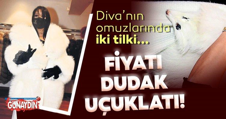 Bülent Ersoy aldığı kürklerle yine gündem oldu! Bülent Ersoy'un kar tilkisi kürkünün fiyatı dudak uçuklattı!