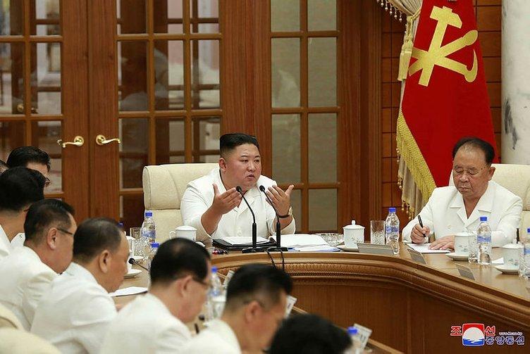 Son dakika haberi | Komada olduğu iddia edilen Kuzey Kore lideri Kim Jong Un ortaya çıktı! Korkunç emri verdi