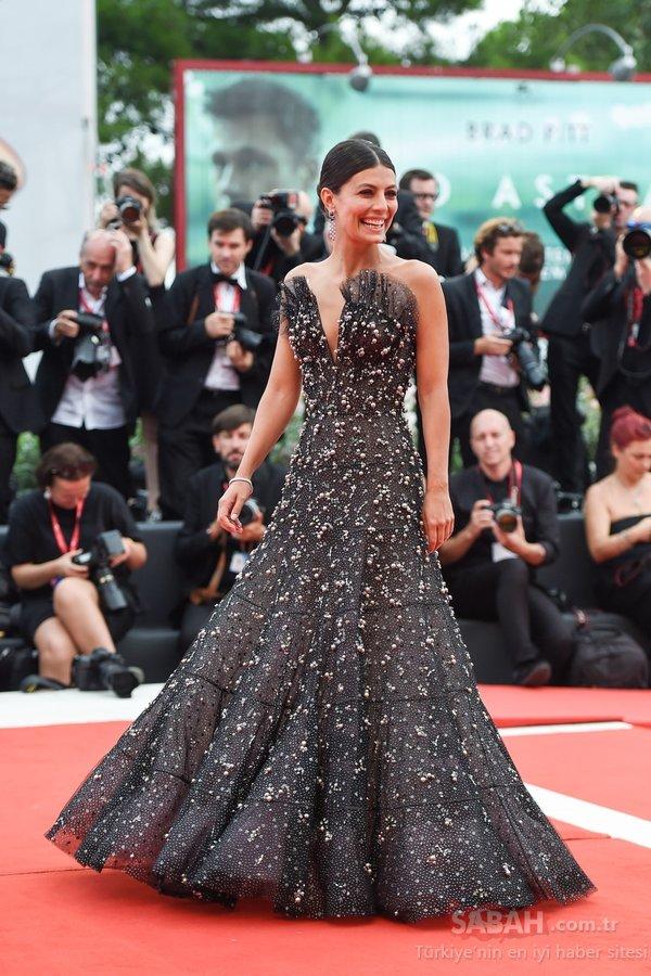 76. Venedik Film Festivali'nde şıklık yarışı
