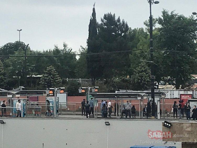 SON DAKİKA... İstanbul'da trafik ve toplu ulaşım yoğunluğu yaşanıyor! İşte dikkat çeken görüntüler