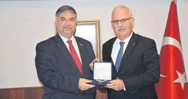 Iraklı işadamları İzmir'e gelecek