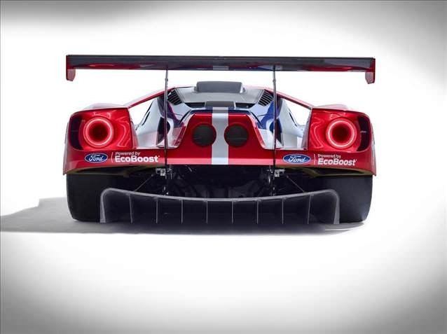 Yeni Ford GT