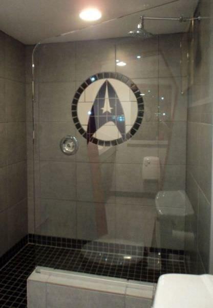 Uzay Yolu'nu evine taşıdı