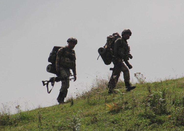 Terör örgütü PKK'nın sözde Karadeniz karargahı bulundu! İşte o fotoğraflar...