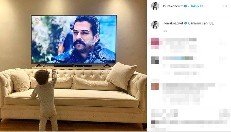 Burak Özçivit paylaştı sosyal medya yıkıldı