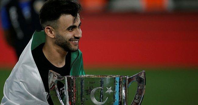 """Son dakika: Rachid Ghezzal Beşiktaş'ta kalacak mı? """"Bu hikayenin devam etmesi..."""""""