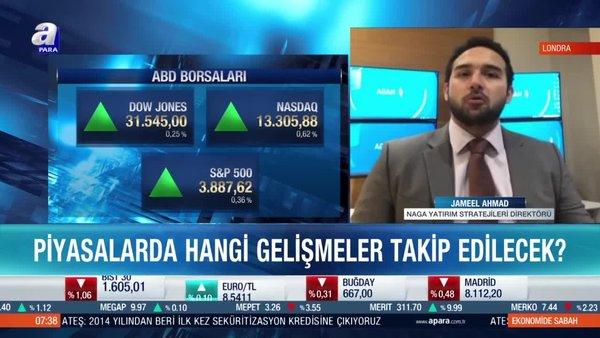 Jameel Ahmad: Tahvil faizleri ekonominin iyi gittiğini gösteriyor