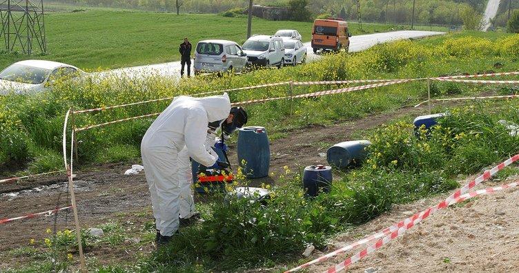 Son dakika: İstanbul'da kimyasal atık alarmı!