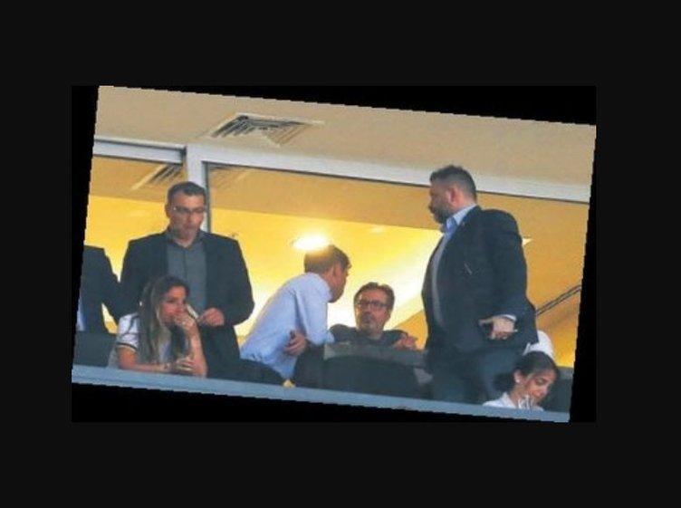 Kolarov adım adım Fenerbahçe'ye! İşte transfer görüşmesinin fotoğrafları...